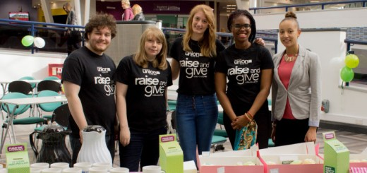RAG volunteers at the Macmillan Coffee Morning